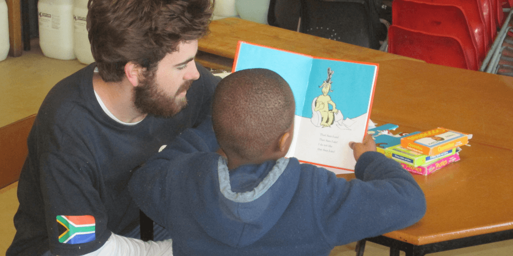 Teaching Kids In South Africa