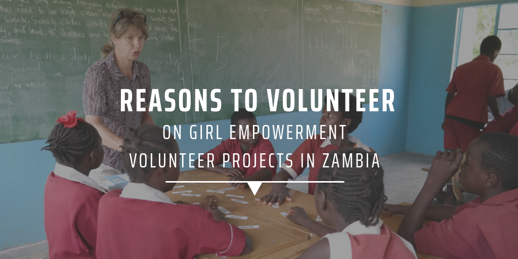 Womens empowerment in zambia
