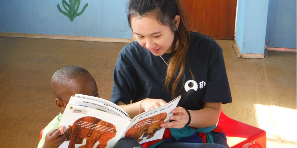 You can improve your employability when you volunteer abroad.