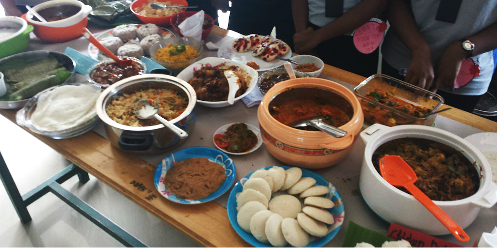 Host a dinner party to raise money for your volunteering abroad trip
