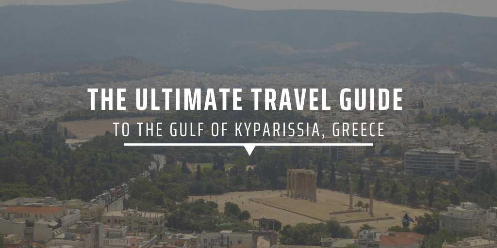 The ultimate travel guide to the Gulf of Kyparissia, Greece