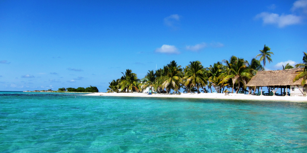 Some beaches in Belize are hard to find, but are worth the journey finding them.