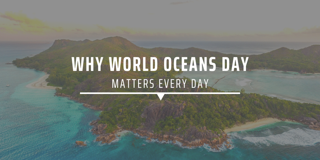 Why World Oceans Day matters every day