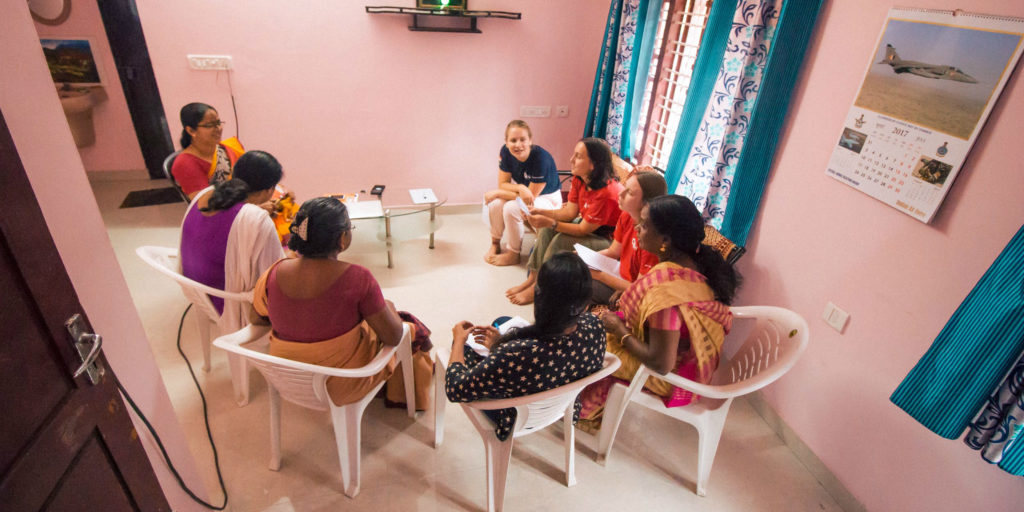 GVI women's empowerment programs provide resources to support women as they learn more about their own rights.