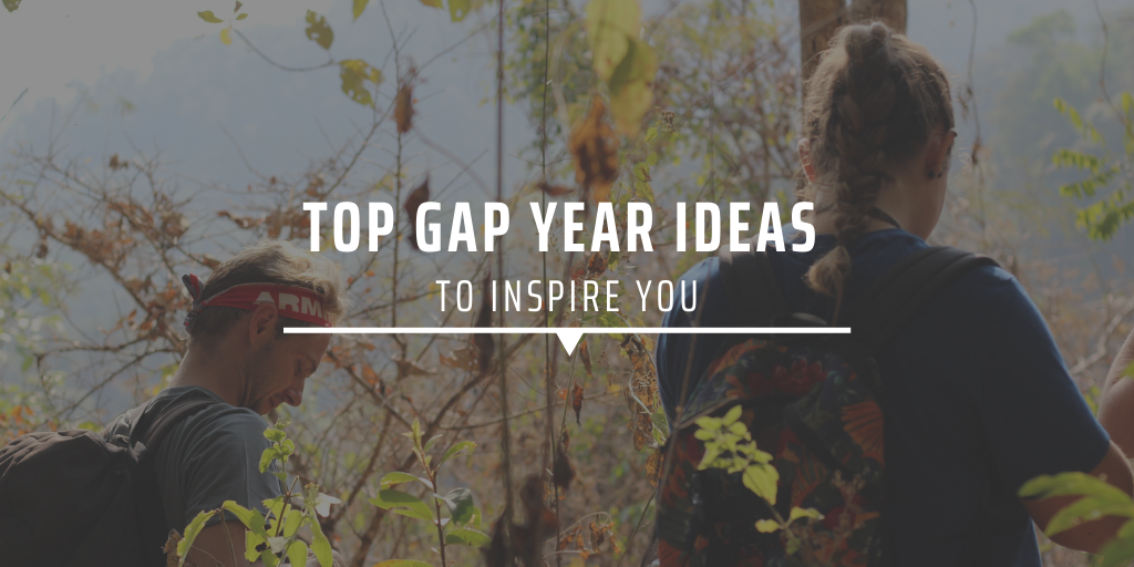 Top gap year ideas to inspire you
