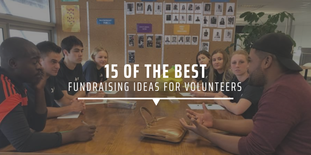 15 of the best fundraising ideas for volunteers