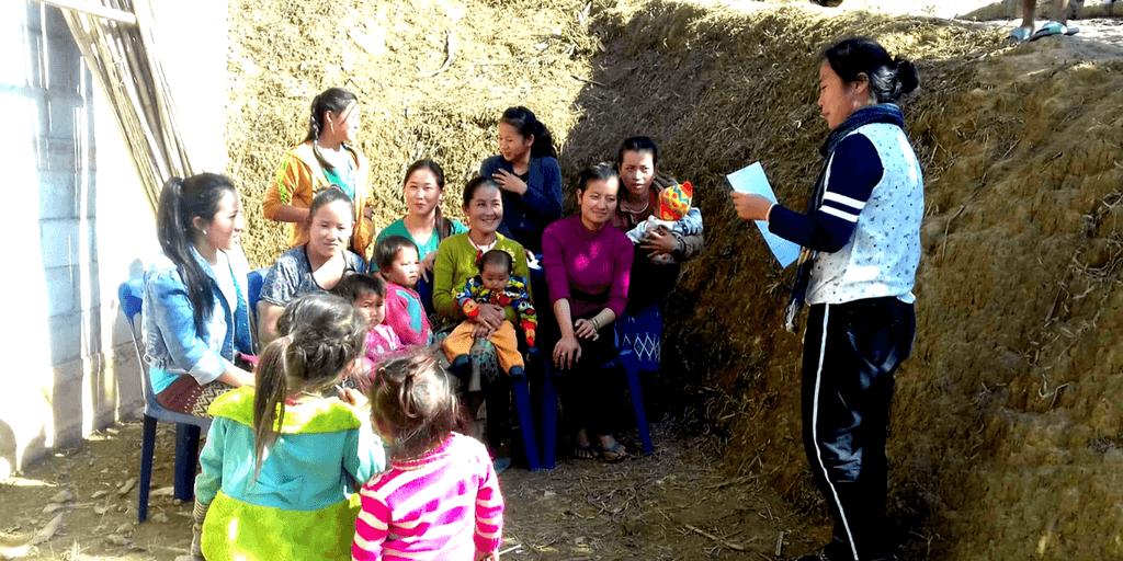Menstrual Health In Rural Laos