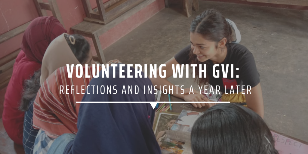 Volunteering with GVI: reflections and insights a year later